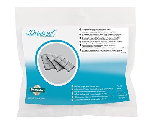 petsafe ersatzfilter drinkwell aktivkohlefilter f r automatische trinkbrunnen organischer. Black Bedroom Furniture Sets. Home Design Ideas