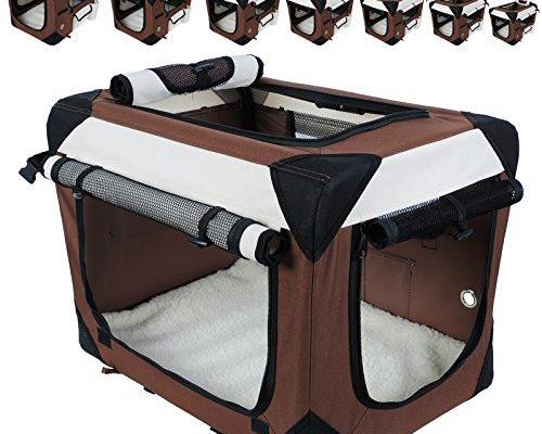 hundebox hundetransportbox auto transportbox reisebox. Black Bedroom Furniture Sets. Home Design Ideas