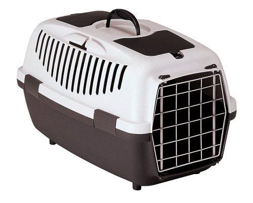 kerbl katzen transportbox gulliver 3 metallt r. Black Bedroom Furniture Sets. Home Design Ideas